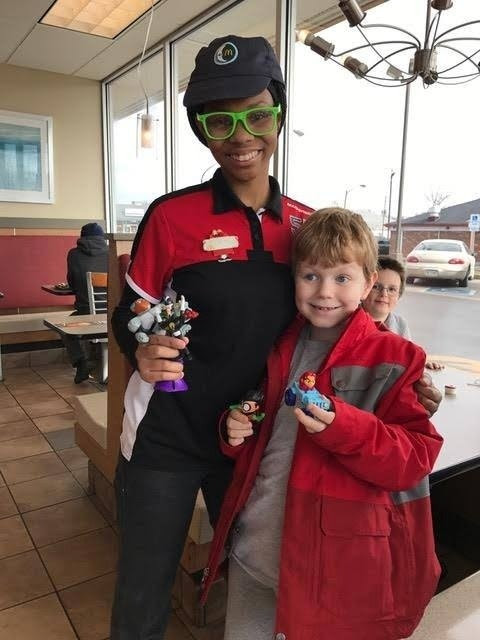Mom's post thanking McDonald's employee for autistic son's toy goes viral