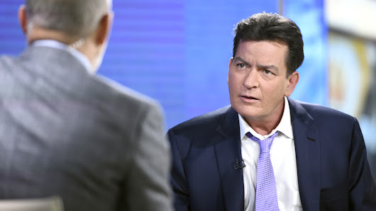 Charlie Sheen reveals he's HIV positive in TODAY Show exclusive