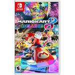 Mario Kart 8 Deluxe Edition Nintendo Switch Video Game