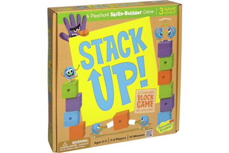 Stack Up! Takes the Cooperative Game Trend to Great Heights ⋆ Metro Mom Club
