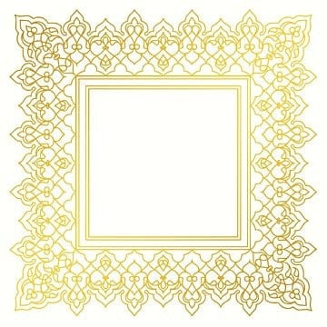 Islamic Art Background Png