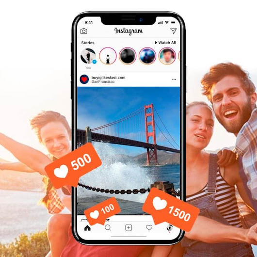 Buy Instagram Likes, Real And Cheap Likes For IG On BuyIGLikesFast.