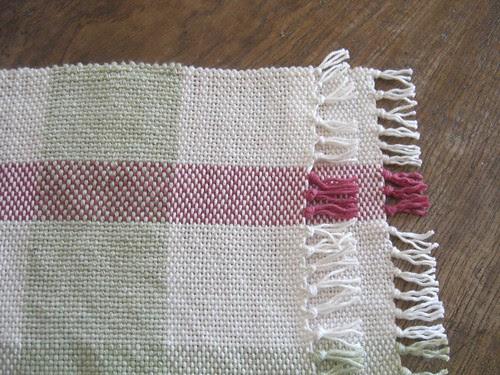 toalha de algodão