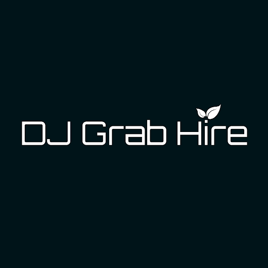 Brand New Rebrand for DJ Grab Hire - DJ Grab Hire