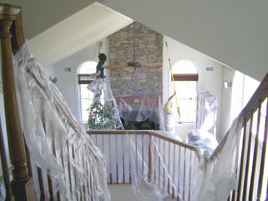 Painting | Huntingdon Valley, PA | Henderson Custom Painting