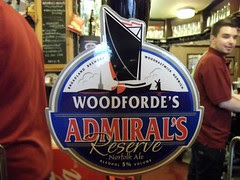 Woodford's, Admiral's Reserve, England