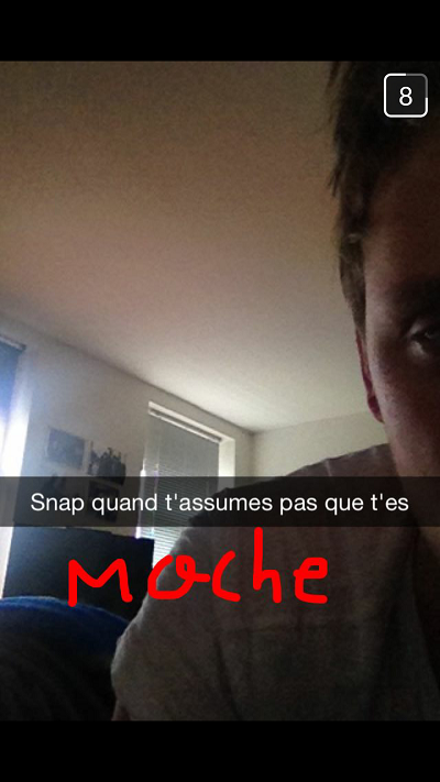 Top 14 Des Snapchat Qui Nous énervent Tous Et Pas Quun Peu