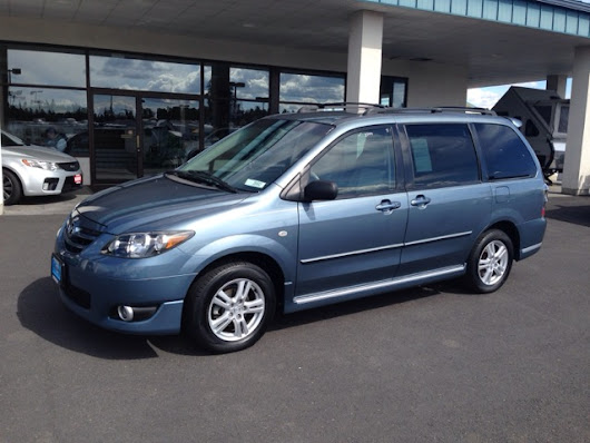 Used 2004 Mazda MPV for Sale in Deer Park WA 99006 Parkway Auto Center