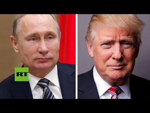 Putin Y Trump Hablan Vía Telefónica Por Tercera Vez