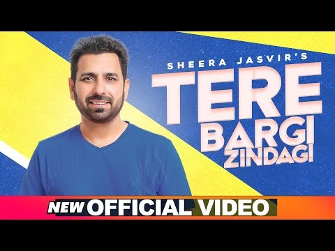 SHEERA JASVIR Live 3 | Tere Bargi Zindagi(Official Video) | Latest Punjabi Song 2020 | Speed Records