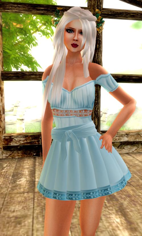 NEW! Summerdress from Amandas Fashionm Amandas Fashion