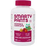 SmartyPants Women's Complete Multivitamin 120 Gummies
