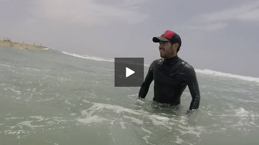 Surf lessons with Surf Paradise Morocco