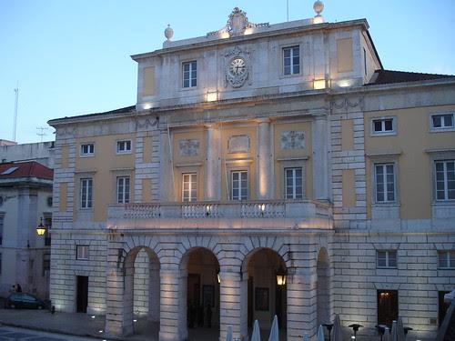 Teatro S. Carlos by abrantes