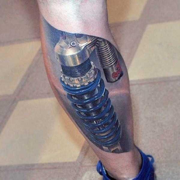 Tatuajes 3d Que Volarán Tu Mente Portalnetcl