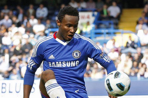 Image result for Mikel Obi