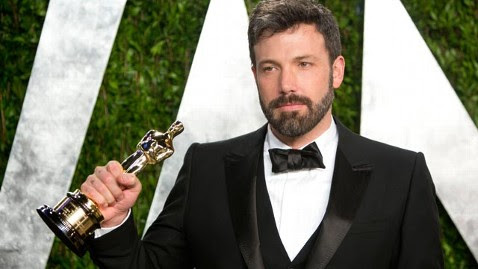 gty ben affleck jef 130226 wblog Ben Affleck Wins Oscar, Loses Beard