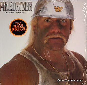 V/A piledriver; the wrestling album 2