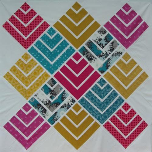 Quilt Anleitung - Quilt Pattern