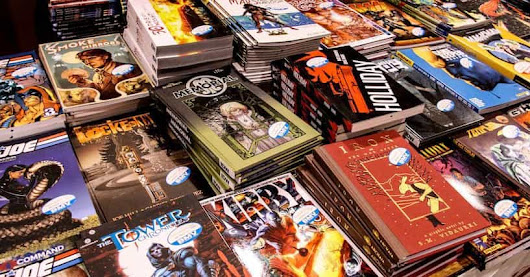 The Dark Story Of Diamond Distributors in the Comic Book Industry