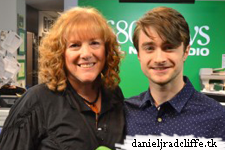 Updated: The Woman in Black promotion round up: 680 News & Kiss 92.5