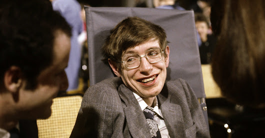 Stephen Hawking, Who Examined the Universe and Explained Black Holes, Dies at 76 - The New York Times