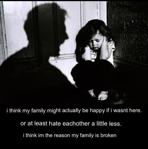 Broken Family Quote Quote Number 621576 Picture Quotes