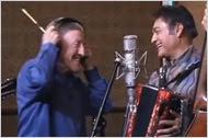 Los Tigres Del Norte and The Chieftains performing 'Canción Mixteca' (YouTube)