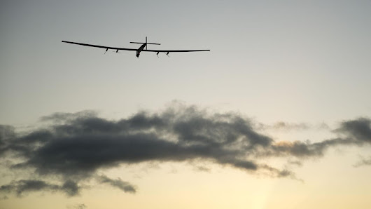 Solar plane on around-the-world journey expected to fly over Golden Gate  |