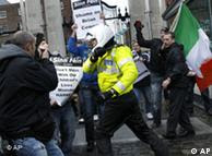 Άρχισαν και στο Δουβλίνο οι διαμαρτυρίες