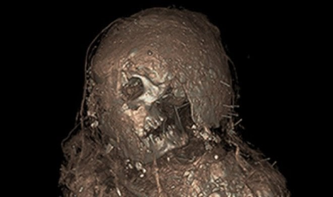 Мумия в уникальном грязевом коконе стала свидетельством древней аферы