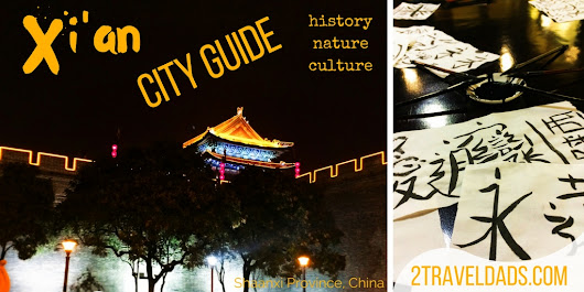 Xi'an City Guide: exploring history, nature and culture