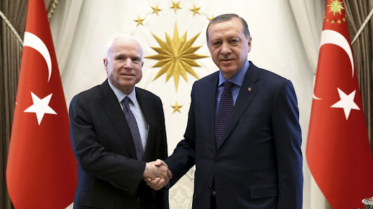 John McCain warns of 'tough decisions' on Syrian Kurds