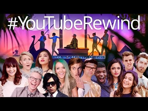 YouTube Rewind: Turn Down for 2014  YouTube Rewind 2014. Celebrating the moments, memes, and people ...