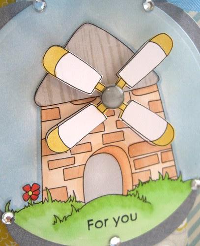 DYSU windmill
