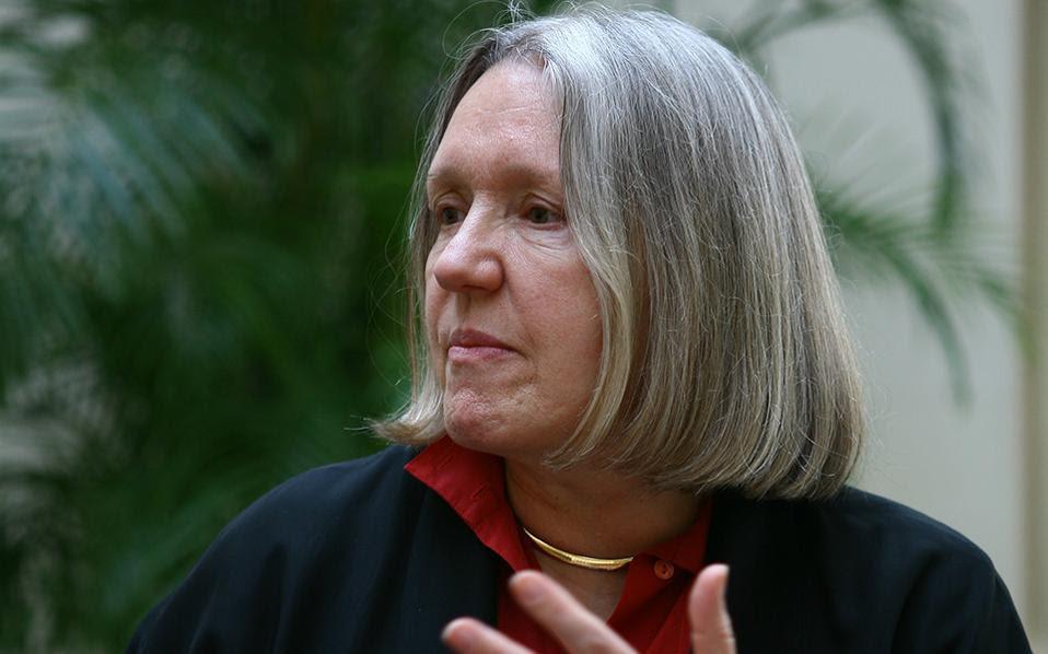 Η πολυγραφότατη Ολλανδοαμερικανίδα καθηγήτρια Σάσκια Σάσεν.