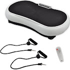 Hurtle Fitness Vibration Machine Platform Exercise Equipment, & Standing Workout