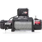 Smittybilt 97495 GEN2 XRC Series Waterproof ATV Towing Winch with Steel Cable