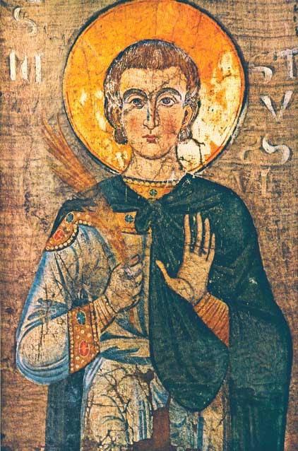 IMG ST. JUSTUS, Martyr