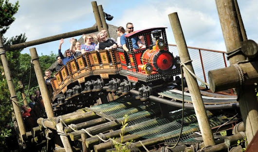 Thrill Hopper Ticket | Alton Towers, Drayton Manor + 2  | Topdogdays