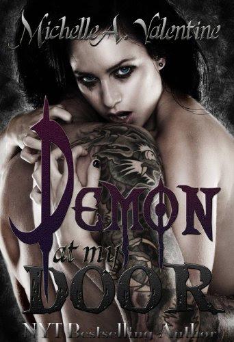 Demon at My Door by Michelle A. Valentine