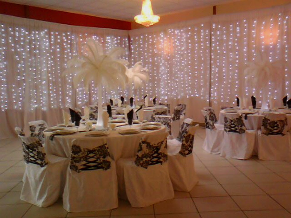 Mariage Elegant Decoration Salle De Mariage Oriental
