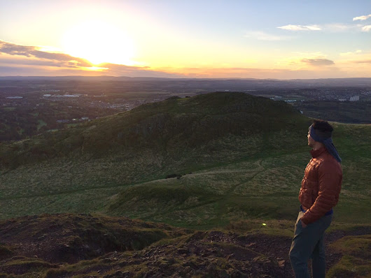 Hiking Arthur's seat: an extinct volcano in Edinburgh - 7 Continents 1 Passport