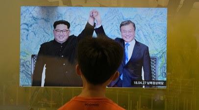 США поддерживают восстановление линий связи между КНДР и Южной Кореей