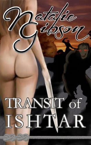 Transit of Ishtar, Paranormal Erotic Romance / Urban Fantasy (Book 2 of Sinnis) by Natalie Gibson