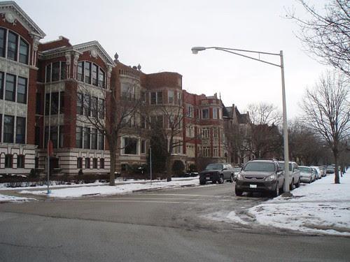 Apartments, block after block