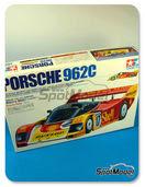 Maqueta de coche 1/24 SpotModel - Tamiya - Porsche 962C Shell