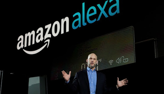 Amazon's Alexa is the talk of CES 2017, as gadget makers rush out voice-activated machines for the smart home