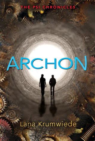 Archon (Psi Chronicles, #2)