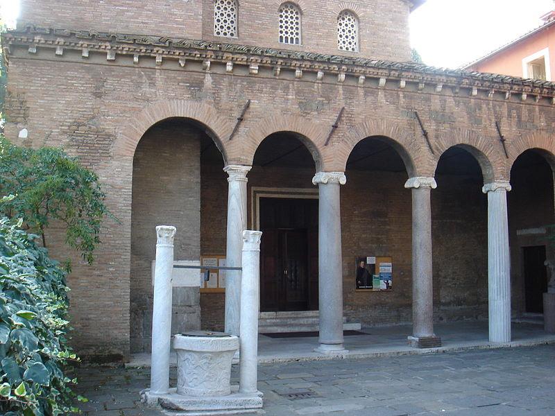 File: Celio - San Giovanni a Porta Latina 01486.JPG